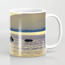 Stay Golden | Highland Photography | Musical Crime Productions Coffee Mug