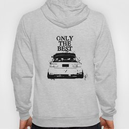 "ONLY THE BEST ""HONDA"" Hoody"