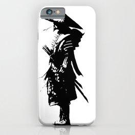 samurai jap iPhone Case