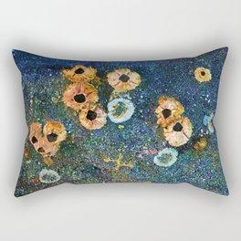 Abstract beautiful barnacles Rectangular Pillow