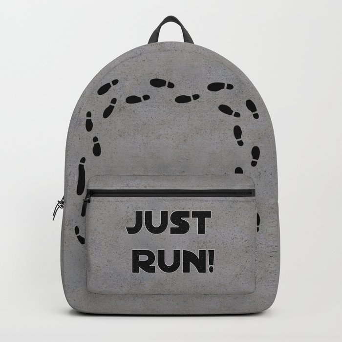 Just Run! Backpack