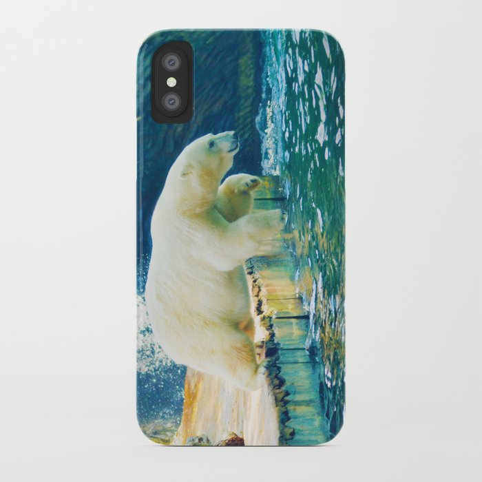 Polar iPhone Case