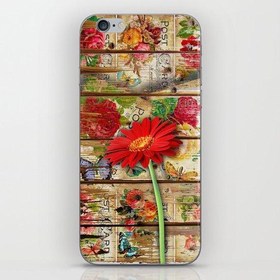 Sending Love iPhone & iPod Skin
