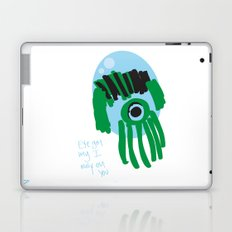 my eye is only on you [SQUID] [EYE]  Laptop & iPad Skin