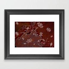 Protozoa Framed Art Print