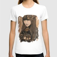chocolate T-shirts featuring Chocolate by Sheena Pike ART