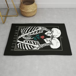 VI The Lovers Rug