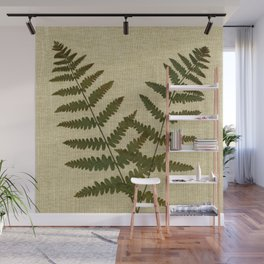 Ferns 2 by Kathy Morton Stanion Wall Mural