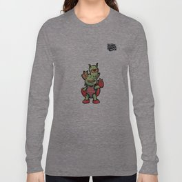 Monster Doodle Long Sleeve T-shirt