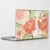 party Laptop & iPad Skins featuring garden party by Teagan White