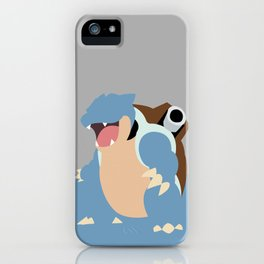 Blastoise iPhone Case