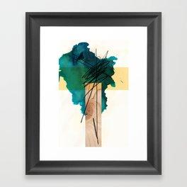Woodone Framed Art Print