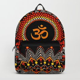 OM Goodness Backpack