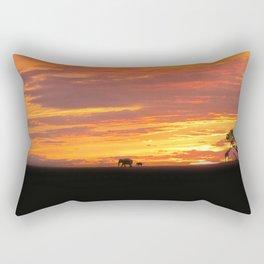 Montana Safari Rectangular Pillow