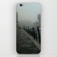 Foggy Venice iPhone & iPod Skin
