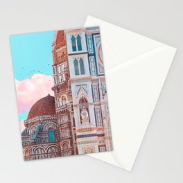 The magical side of Florence Stationery Cards