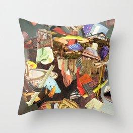 Blender XXVIII Throw Pillow