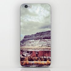 FOUR CORNERS iPhone & iPod Skin