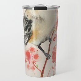 Time To Bloom Travel Mug
