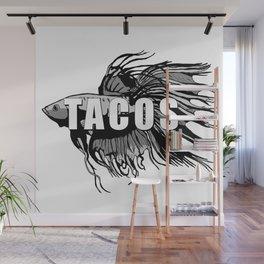 TACOS Wall Mural