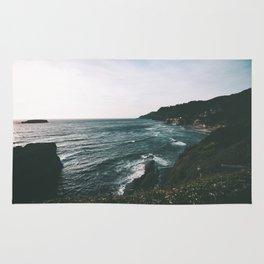 Oregon Coast IX Rug