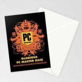 Pc Master Race Stationery Cards