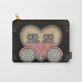 Owl_Love_LA_01c Carry-All Pouch