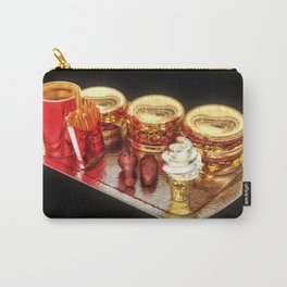 The Golden Age Of Fast Food Carry-All Pouch