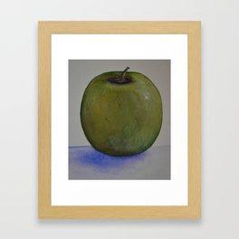"""""""An Apple A Day"""" Framed Art Print"""