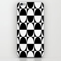 modern design 01 iPhone & iPod Skin