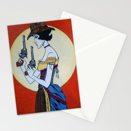 Wanted - Hesper Fleet - Outlaw Stationery Cards