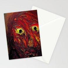 Braggart. Stationery Cards