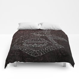 Anubis Egyptian God Comforters