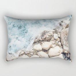 Wave On Rectangular Pillow
