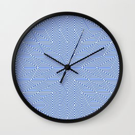 Op Art 22 Wall Clock