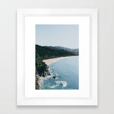 New Zealand III Framed Art Print