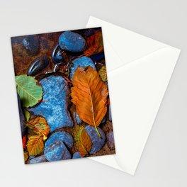 Autumn Beach Stationery Cards