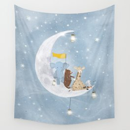 starlight wishes with you Wall Tapestry