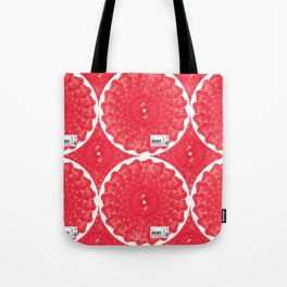 Shabu-Shabu Finland (pattern)- MimeticMaps Tote Bag
