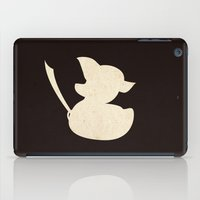 pirate iPad Cases featuring pirate by S. Vaeth