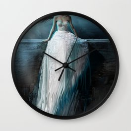 Lost forever Wall Clock