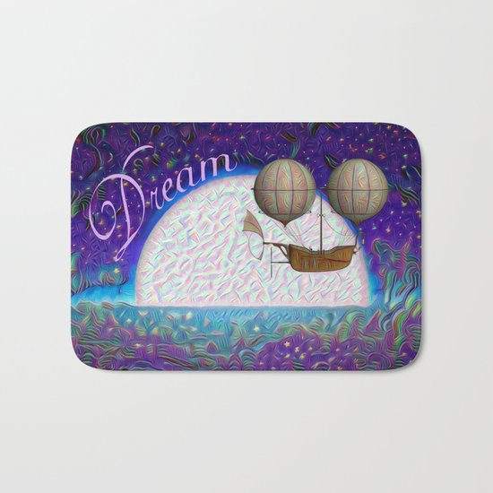 Halcyon Dreams Bath Mat