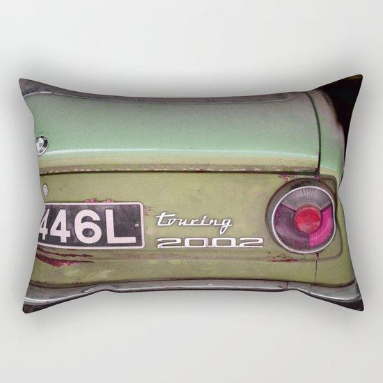 Car Touring 2002 Rectangular Pillow