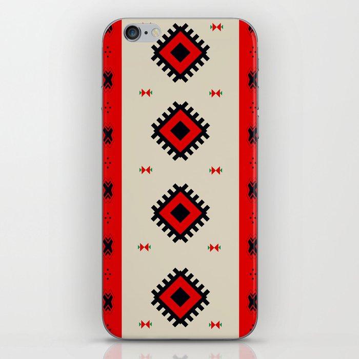 Romanian Pattern iPhone Skin