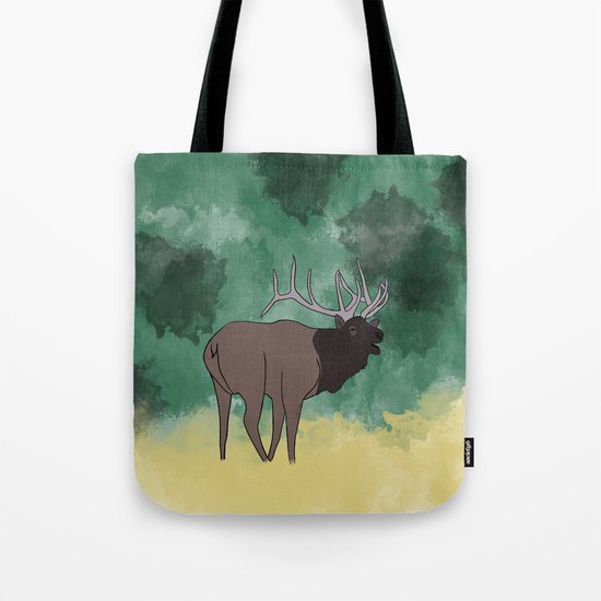 Bull Elk Bugling by melindatodd