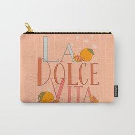 La Dolce Vita Carry-All Pouch