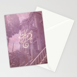 Sigil for a Happy Magical Household Stationery Cards