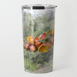 Branch of Flowers Travel Mug