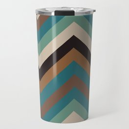 Geometric - 2 Travel Mug