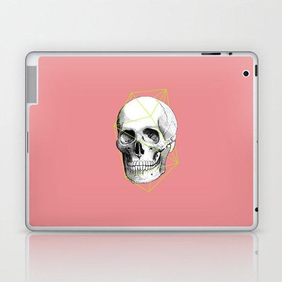 Geometric Skull Laptop & iPad Skin